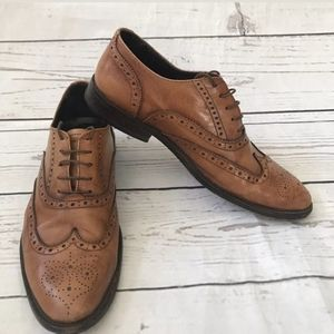 TO BOOT New York Windsor Wingtip Oxford Shoes Sz9